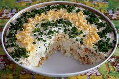 Schichtsalat mit Thunfisch nach japanischer Art, ein raffiniertes Rezept mit Bild aus der Kategorie Eier & Käse. 25 Bewertungen: Ø 4,1. Tags: Eier oder Käse, einfach, gekocht, Gemüse, Krustentier oder Fisch, Reis- oder Nudelsalat, Salat, Schnell