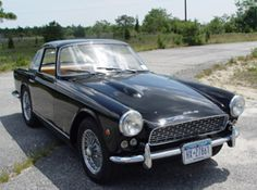 Triumph Italia 2000 Coupé was built between 1959 and 1962, during which time 329 cars were produced. Designed by Giovanni Michelotti, the TR3 chassis and mechanical components were supplied by the Triumph Motor Company in the United Kingdom, and built by Alfredo Vignale in Turin, Italy.
