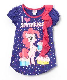 My Little Pony  I Heart Sprinkles  Cascade Ruffle Tee 08364436a52