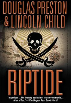 The Official Website of Douglas Preston and Lincoln Child - Riptide