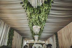 Enchanted Garden Wedding of Kevina and Panji