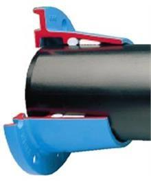 PŘÍRUBA ISO na PVC/PE DN 100/110 jištěná HAWLE č.5500 | PCV Alfa s.r.o. - materiály pro inženýrské sítě Shopping