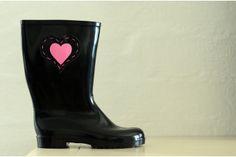 LOVE Gumboots by Idadi Gumboots on hellopretty.co.za