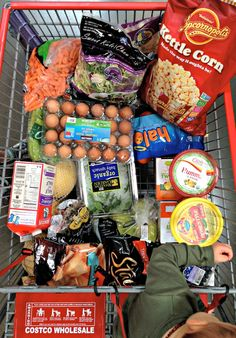Hi there friend! Ready for the second edition of Monday Tips? Today I am talking about my most favorite place to grocery shop — Costco! Now, I realize that Costco might not make the most sense for people only cooking for themselves, or even one other person. Don't get me wrong, there are still plenty …