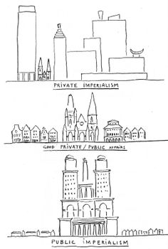 There are no gray areas in Krier's sketches, no shades of interrogation or fudges that may signal a white flag. One only finds the stark paleness of white voids interacting with the fierce direction of black lines pointing at the enemy: the modern city, its buildings and its architects