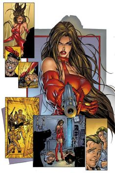 "Michael Turner's Witchblade ❁❁❁Thanks, Pinterest Pinners, for stopping by, viewing, pinning, & following my boards.  Have a beautiful day! ❁❁❁ **<>**✮✮""Feel free to share on Pinterest""✮✮"" #fashion  #gifts www.unocollectibles.com"