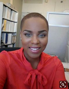 New bobs short girl hairstyles! Natural Hair Short Cuts, Short Natural Haircuts, Short Hair Cuts, Natural Hair Styles, Twa Hairstyles, Natural Afro Hairstyles, Black Girls Hairstyles, Bald Look, Bald Hair
