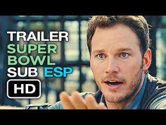 Jurassic World Trailer 2 Super Bowl Subtitulado 2015 Hd Steven Spielberg Peliculas