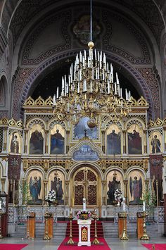 Uspensky Cathedral, Finland