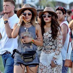 Kendall Jenner at Coachella 2014. www.handbag.com