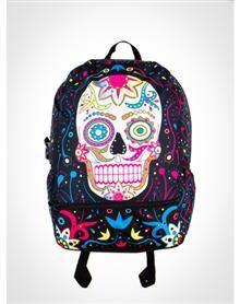 Mojo Sugar Skull Backpack