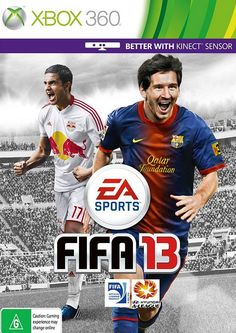 Review of New York Red Bulls in FIFA 13 (photo credit: Stevivor.com / Flickr)