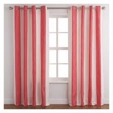 Habitat's gorgeous collection of ready made curtains and roller blinds are perfect for adding colour and pattern to your windows. Furnishings, Red And White Stripes, Striped Shower Curtains, Curtains, Striped Curtains, Soft Furnishings, Plaid Curtains, Home Decor, Complementary Colors