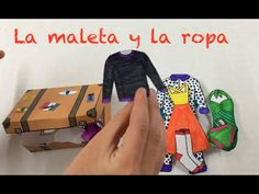 This is a super cute project that my students love and it can be used with any language! I use this activity to review clothing & travel vocab right before summer break. My kids are asked to pack their suitcases for their dream vacation. After they put together their craft, they enjoy practicing their speaking skills as they proudly reveal their destination, tell what clothes they plan to take & why..and present their creation to the rest of the class. It includes a full color & linear…