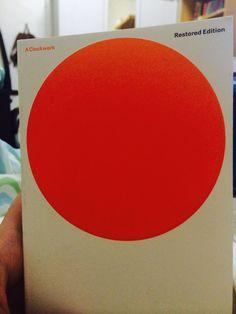 A Clockwork Orange by Anthony Burgess  ($20) - Dymocks