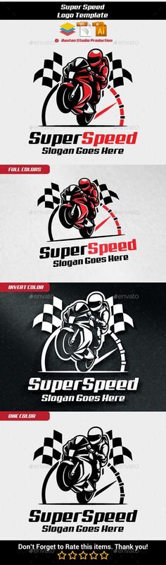 Super Speed — Vector EPS #speedometer #motorcycle • Available here → https://graphicriver.net/item/super-speed/15538007?ref=pxcr
