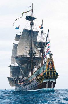 "Tall Ship ""Batavia"" - Dutch Pride"