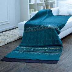 @Overstock - This blanket features a beautiful pattern and fringe edging created with high quality German craftsmanship. The composition is 60-percent cotton and 40-percent dralon for a smooth and comfy feel.http://www.overstock.com/Bedding-Bath/Bocasa-Tandori-Woven-Throw-Blanket/7026681/product.html?CID=214117 $62.99