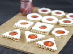 Recette de cuisine Marmiton Shortbread, Feta, Pudding, Pie, Cheese, Cookies, Recipes, Grands Parents, Alsace