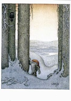 157 best Art Lennart Helje images on Pinterest | Gnomes, Pictures ...