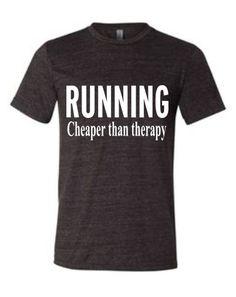 Running shirt for man Men's running shirts by runningonthewall