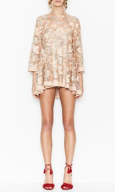 alice McCALL | alice McCALL Jupiter Swing Dress Ballet - alice McCALL