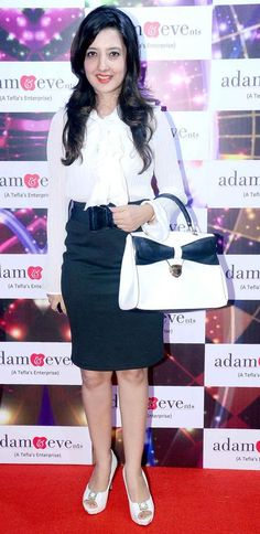 Amy Billimoria at the Globoil India Awards 2013 #Bollywood #Fashion #Style #Page3