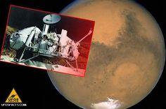 """""""Eu vi seres humanos em Marte há 35 anos"""": Revelação impressionante de ex-empregado da NASA - Uma mulher com o nome de Jackie disse a uma rádio norte-americano que tinha visto dois homens vestindo roupas de proteção na superfície do planeta vermelho. A mulher que diz ser um ex-funcionário d..."""