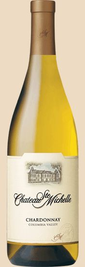 A great wine can make even ordinary food extraordinary. One of my favorite Chard's is Chateau Ste Michelle. It goes great with seafood, pork and poultry. This Washington state wine is reasonably priced and definitely worth trying.