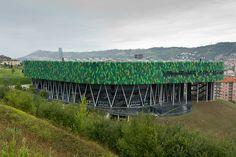 Bilbao Arena by Pawel Paniczko, via Flickr