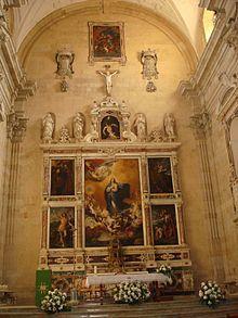 Convento de las Agustinas e Iglesia de la Purísima (Salamanca) - Wikipedia, la enciclopedia libre