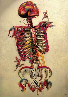 Life's Deadly Disease by JeremyYoung.deviantart.com on @deviantART