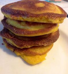 gluten free pancakes with coconut flour