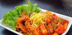 Cách làm tokbokki Hàn Quốc cay ngon hấp dẫn