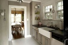 love this small kitchen