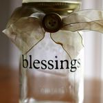 Family Tradition: Blessing Jar#1