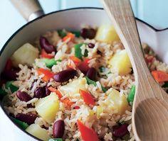 Creole-style rice & beans | ASDA Recipes