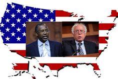 美国大选选情正悄然发生变化。共和党阵营中,地产大亨川普依然领跑,而非裔竞选人卡森,以其医生职业生涯所特有的平静与沉稳正在赶上川普的民意支持率。民主党阵营中,佛蒙特州参议员桑德斯正在追上希拉里,或许很快将一马当先超过她。 - 北美新闻