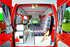 Ford Transit Connect Camper - The Sporty Mini Camper