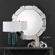 Uttermost Danlin Round Mirror