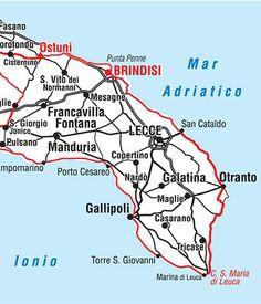 Come arrivare in Salento: informazioni generali | Vizionario