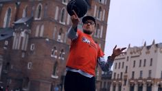 Check out our new freestyle basketball tricks video featuring Andrzej Adamczyk.