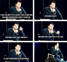 Reason 1,000,000 why Misha should be regarded as a national treasure