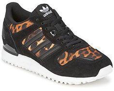 Pin for Later: Leopard-Prints sind tatsächlich gemacht für jedermann Adidas Originals Sneaker Adidas Originals Sneaker ZX 700 W Schwarz/Leopard (98,99 €)