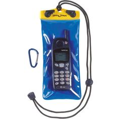 Dry Pak Floating Waterproof Cell Phone Case 4 x 8 - Overton's