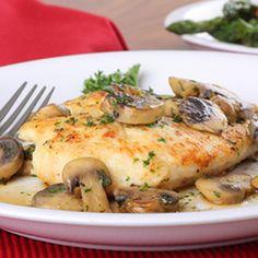 Recipe for Slow Cooker Chicken and Mushroom Gravy