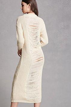 95a23a20df69a Ladder-Cutout Sweater Dress. Pamela B · Fashion maven