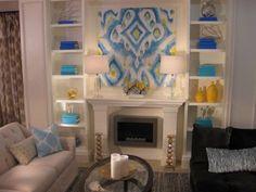 Designers David Bromstad, Patricia Rothman and Gina Carballo, for Color Splash on HGTV.