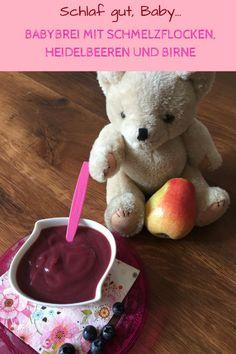 Schmelzflocken sind zarte Haferflocken speziell für Babynahrung, die sich leicht in Milch auflösen. Mit Heidelbeeren und Birne werden sie zu einem tollen Abendbrei für das Baby. Ihr könnt sie wahlweise mit Vollmilch oder Milchpulver zubereiten. Das Breirezept findet ihr hier: http://www.breirezept.de/rezept_schmelzflocken_babybrei_mit_heidelbeeren_und_birne.html