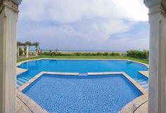 Pool at The Bungalow on The Beach ,Tranquebar, Tamil Nadu,